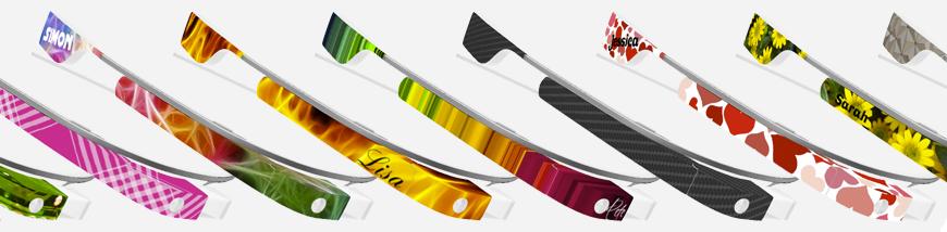 Google Glass Skins