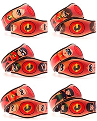 Incredibles MagicBand 2 Skins