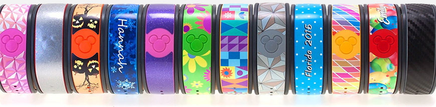 MagicBand Skins (For Original MagicBand)