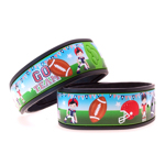 Football Magic Band Decals