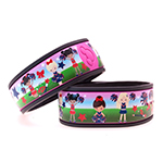 Cheerleader Magic Band Decals