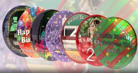 Park Buttons